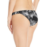 Billabong Island Time Tropic Women's Bottom Swimwear - Black Sands