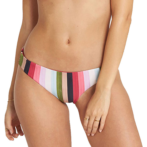 Billabong Sun Quest Lowrider Women's Bottom Swimwear - Multi