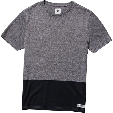 Element Cameron Men's Short-Sleeve Shirts - Grey Heather