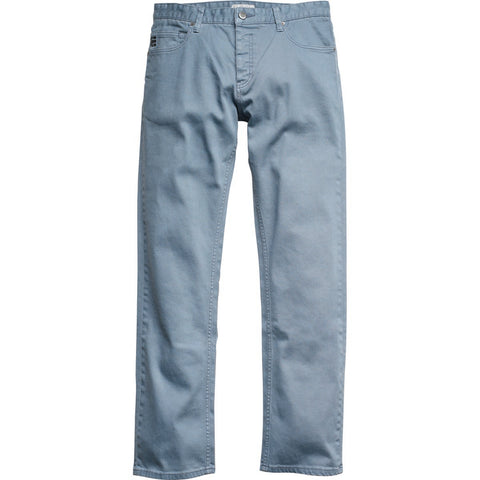 Etnies Classic Straight Men's Denim Pants - Pacific Blue