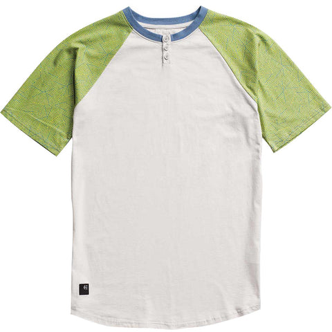 Etnies Stuck In A Rutter Men's Short-Sleeve Shirts - Grey