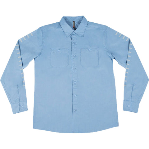 Independent Labor Men's Button Up Long-Sleeve Shirts-44642380