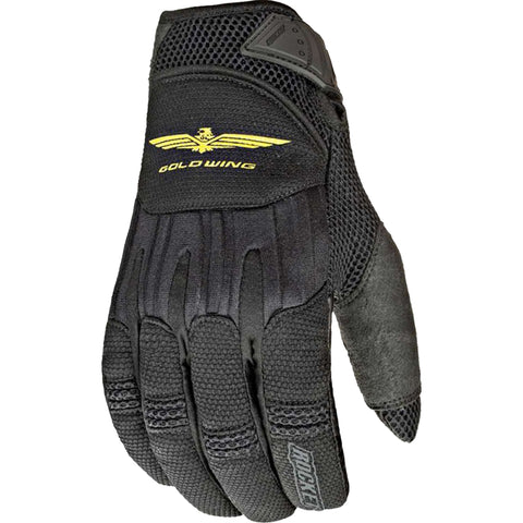 Joe Rocket Goldwing Skyline Men's Street Gloves - Black/Black