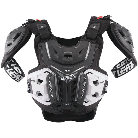 Leatt 4.5 Pro Chest Protector  Adult Off-Road Body Armor-5017120101