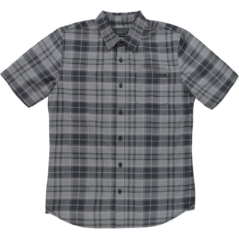 O'Neill Burns Men's Button Up Short-Sleeve Shirts-35104108