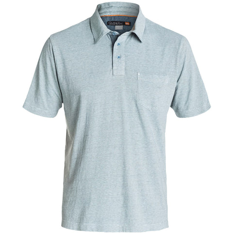 Quiksilver Strolo Men's Polo Shirts - Sterling Blue