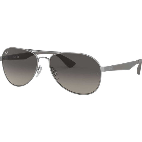 Ray-Ban RB3549 Men's Aviator Sunglasses New - Missing Tags-0RB3549