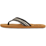 Billabong Baja Women's Sandal Footwear - Black/White