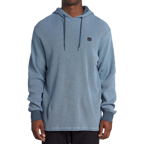 Billabong Keystone Thermal Men's Hoody Pullover Sweatshirts - Seafoam
