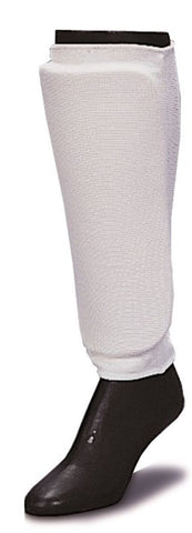 Golden Tiger Shin Protector White X-Large