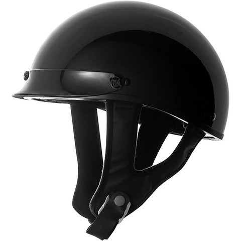 Speed and Strength SS510 Solid Adult Cruiser Helmets-884976