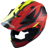 LS2 Fast V2 Mini Twoface Youth Off-Road Helmets-437