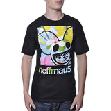 Neff Beachmau5 Men's Short-Sleeve Shirts - Black