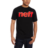 Neff Glossy Men's Short-Sleeve Shirts - Black