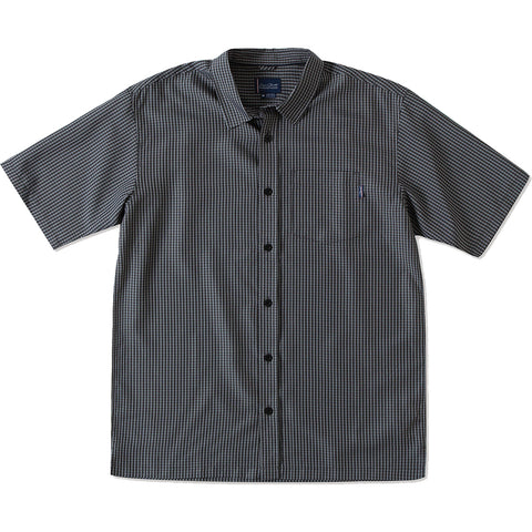 O'Neill Jack O'Neill Surf Ford Men's Button Up Short-Sleeve Shirts - Black
