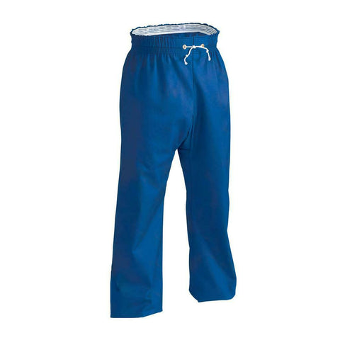 Century Martial Arts Pants 8 oz Middleweight Contact Pant Blue Size 2