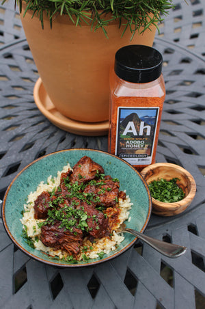 Adobo Honey Braised Pork