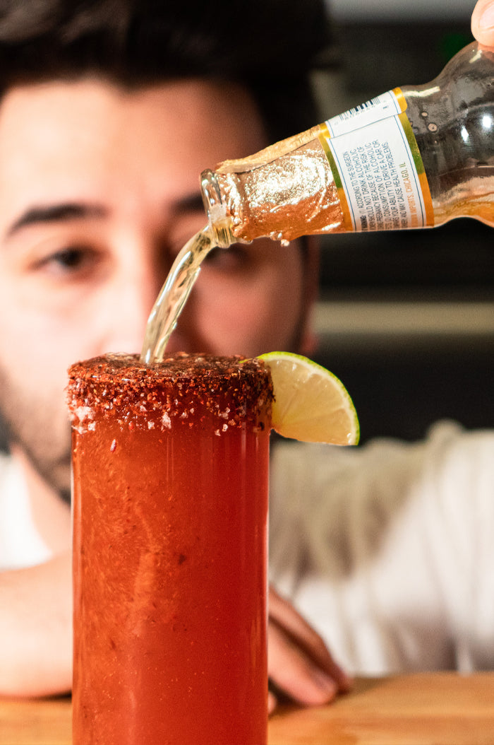 Matt's Michelada Recipe