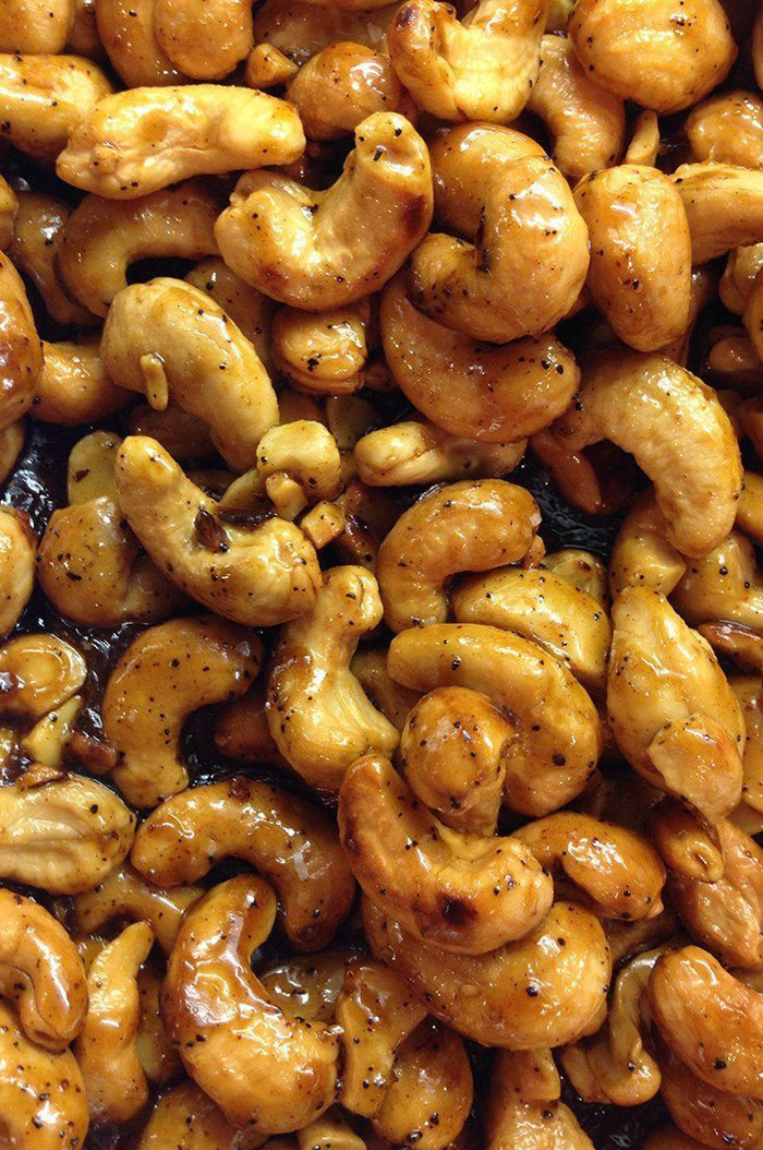Cowboy Crust Spiced Cashews