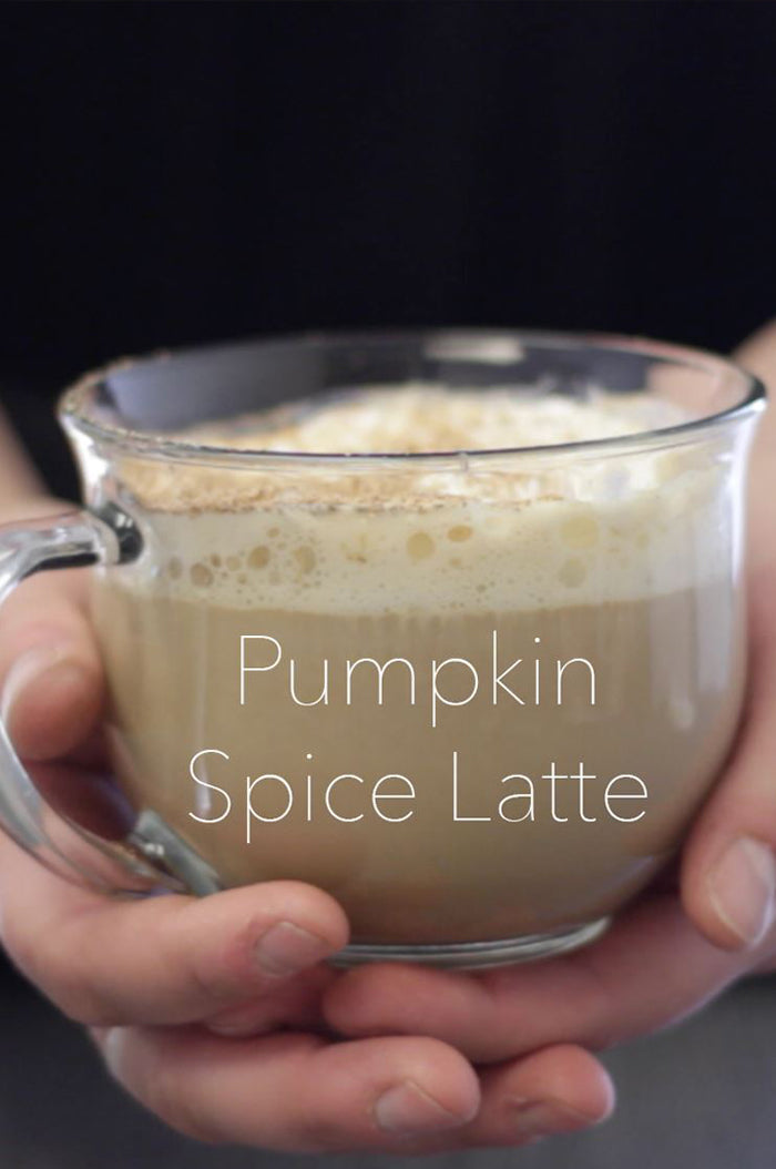Easy Homemade Pumpkin Spice Latte