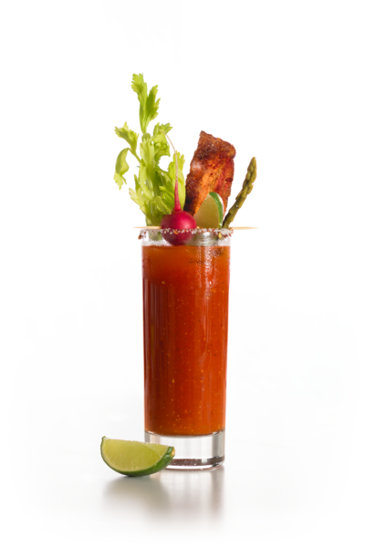 Spicy Bloody Mary with Candied Bacon Recipe | Spiceology