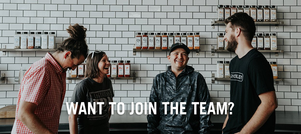 Join the Spiceology Team