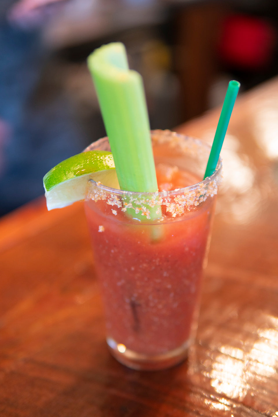 Spiceology Achiote Bloody Mary Recipe