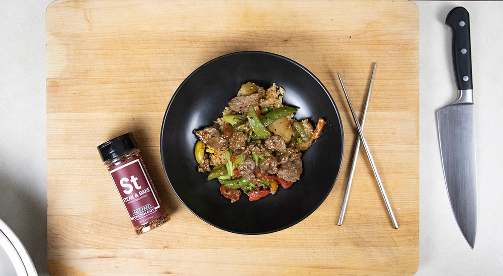 Steak and Bake Stir Fry Recipe