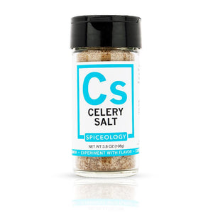 Celery Salt | Glass Jar