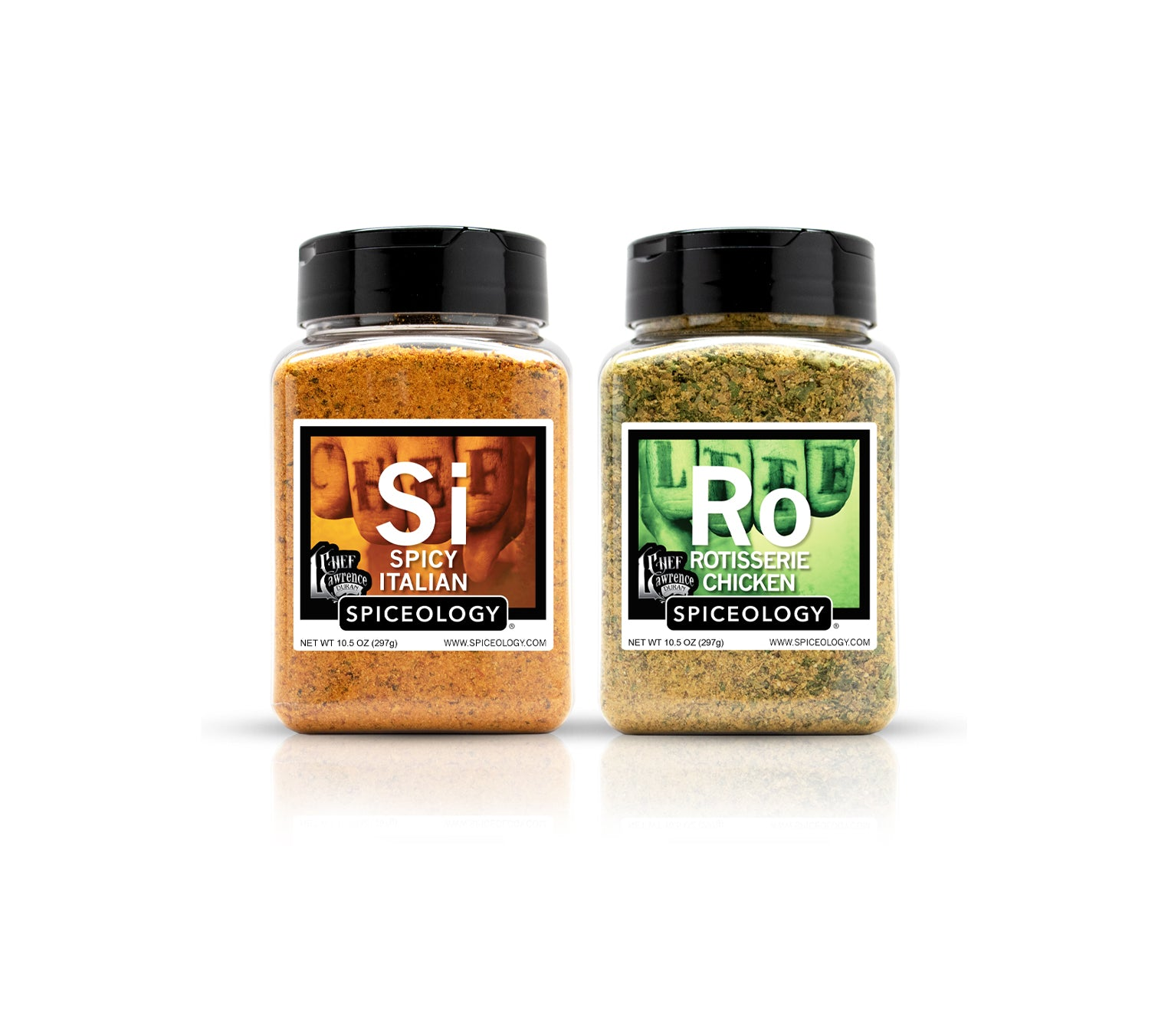Chef Lawrence Duran Chef Life 2 Pack | PCM Medium Jars