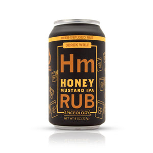Derek Wolf | Honey Mustard IPA Rub