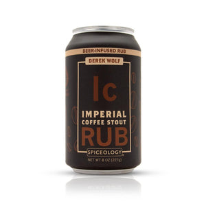 Derek Wolf | Imperial Coffee Stout Rub