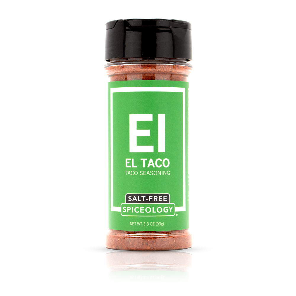 El Taco Salt-Free Seasoning