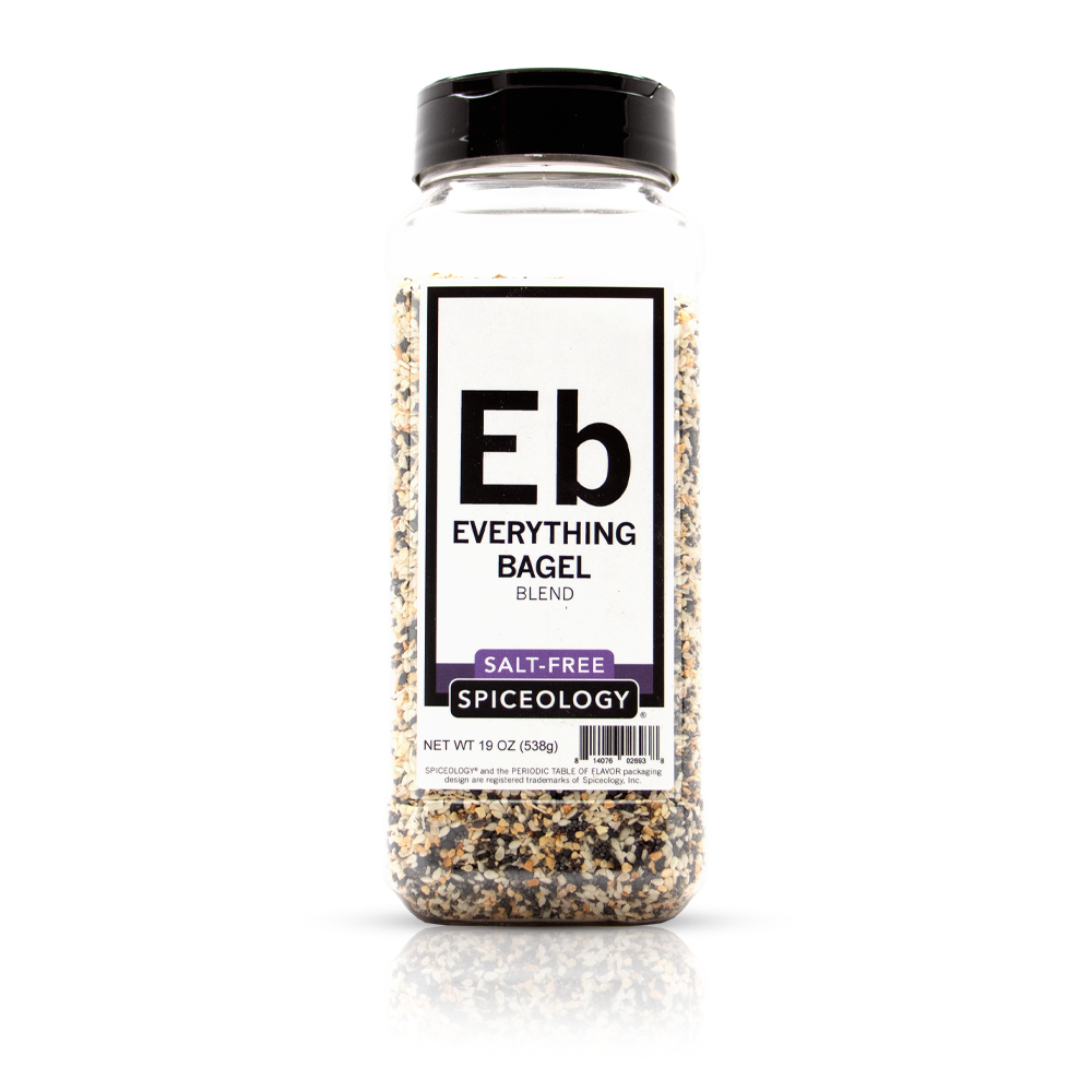 Everything Bagel Salt-Free Seasoning