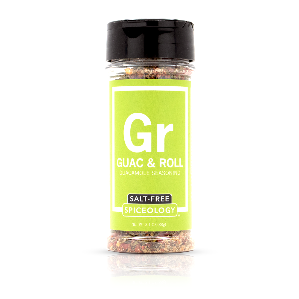 Guac and Roll Salt-Free Seasoning