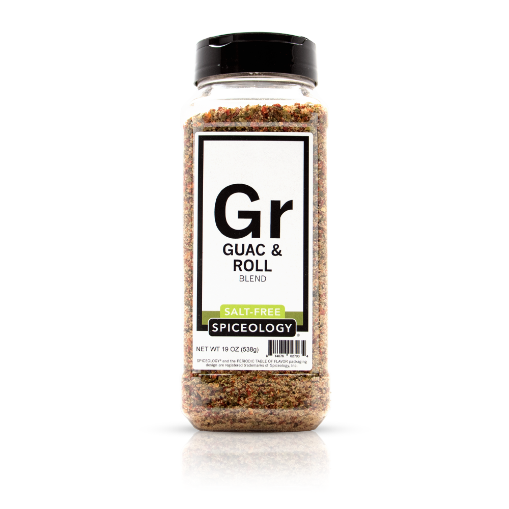 Guac and Roll Salt-Free Blend