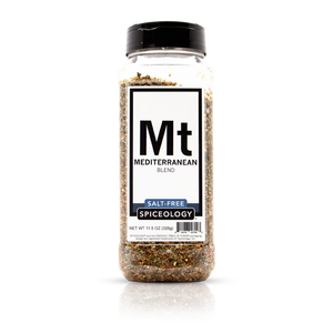 Mediterranean Salt-Free Seasoning