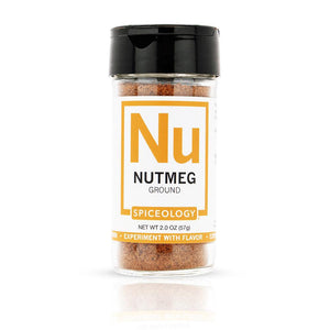 Nutmeg, Ground | Glass Jar