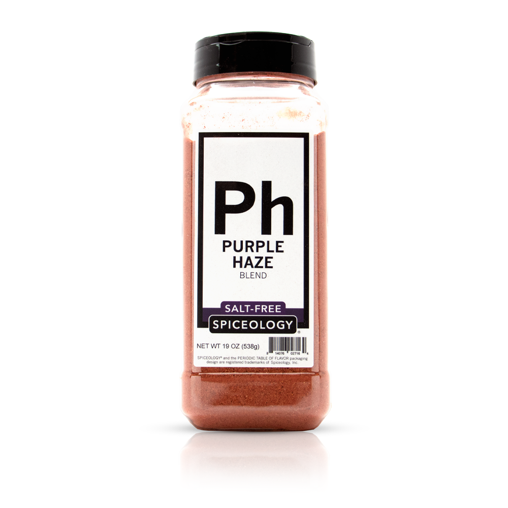 Purple Haze Salt-Free Seasoning