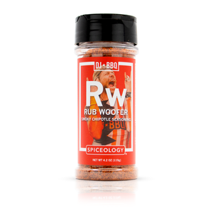 DJ BBQ | Rub Woofer | Smoky Chipotle Seasoning
