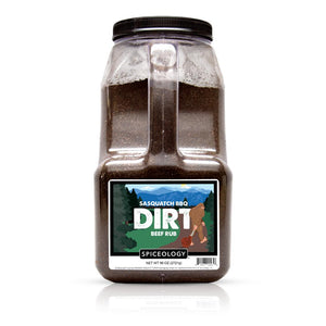 Sasquatch BBQ | Dirt | Beef Rub
