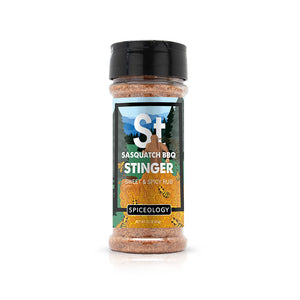 Sasquatch BBQ | Stinger | Sweet & Spicy Rub