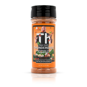 Isaac Toups | Thunderdust | All-Purpose Cajun Seasoning