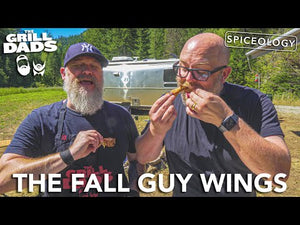 The Grill Dads | The Fall Guy Dry Brine