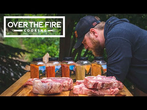 Derek Wolf | Maple Bourbon | BBQ Rub