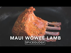 Maui Wowee Hawaiian Rub  | Glass Jar