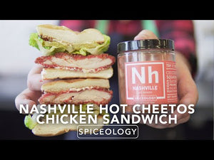 Nashville Hot Chicken | Glass Jar