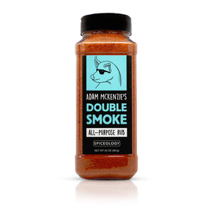 Adam McKenzie | Double Smoke BLENDS Spiceology PC1 / 20 oz