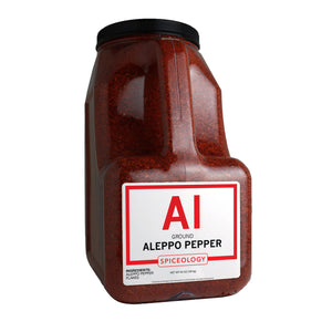 Aleppo Pepper Flake CHILES Spiceology PC5 / 64 oz