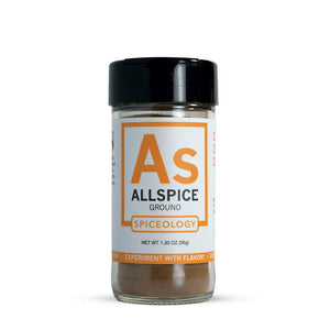 Allspice Powder | Glass Jar A-Z Spiceology 1.30 OZ